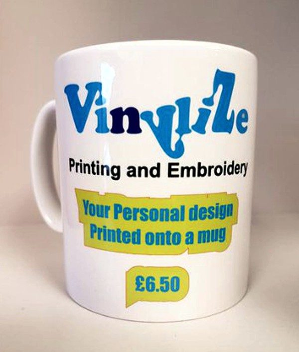 personalised mugs south wales