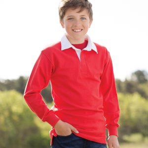 kids rugby shirt